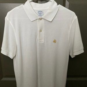 Brooks Brothers Mens Performance Polo